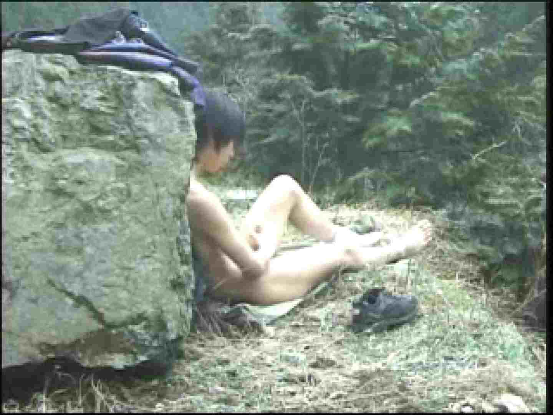 【流出投稿】こんなはずじゃなかった・・・ 野外露出セックス ゲイ素人エロ画像 76枚 29