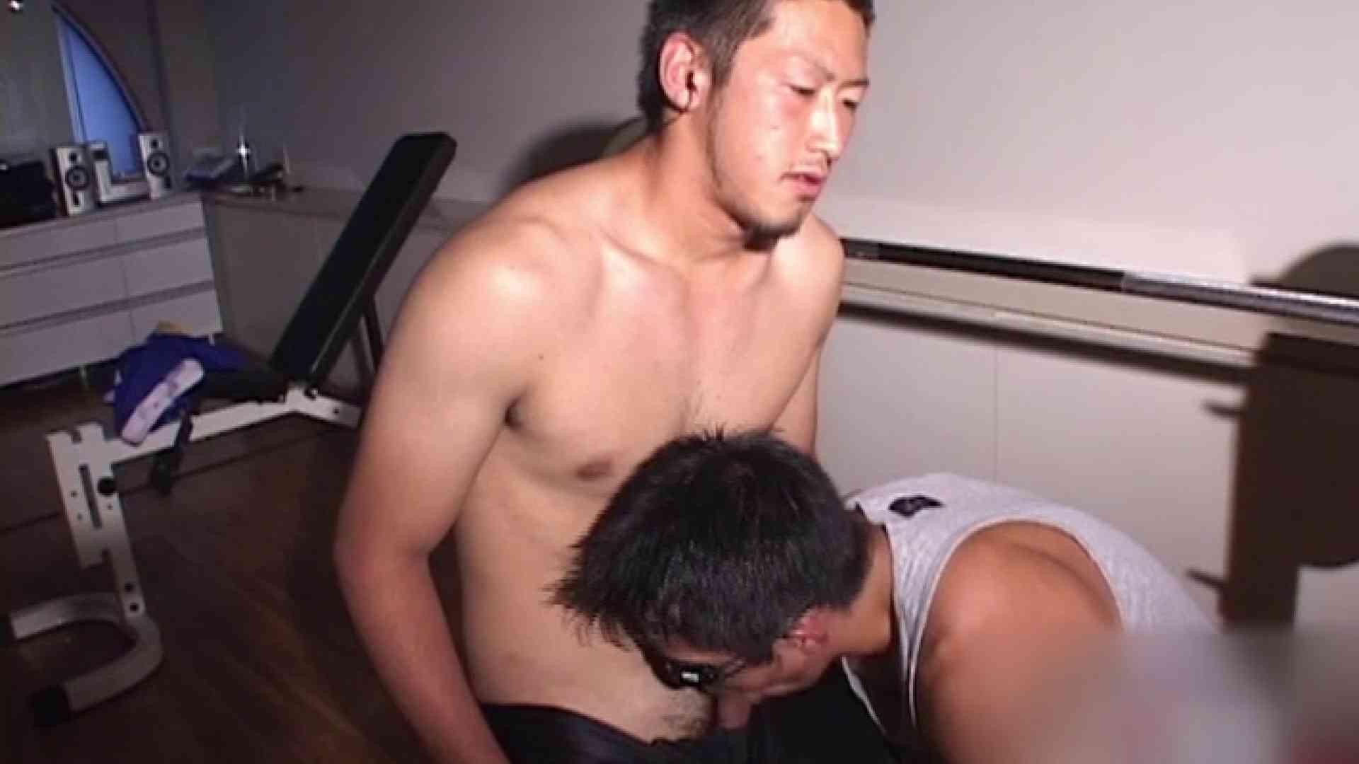 珍肉も筋肉の内!!vol.1 モザ無し ゲイ無修正動画画像 86枚 47