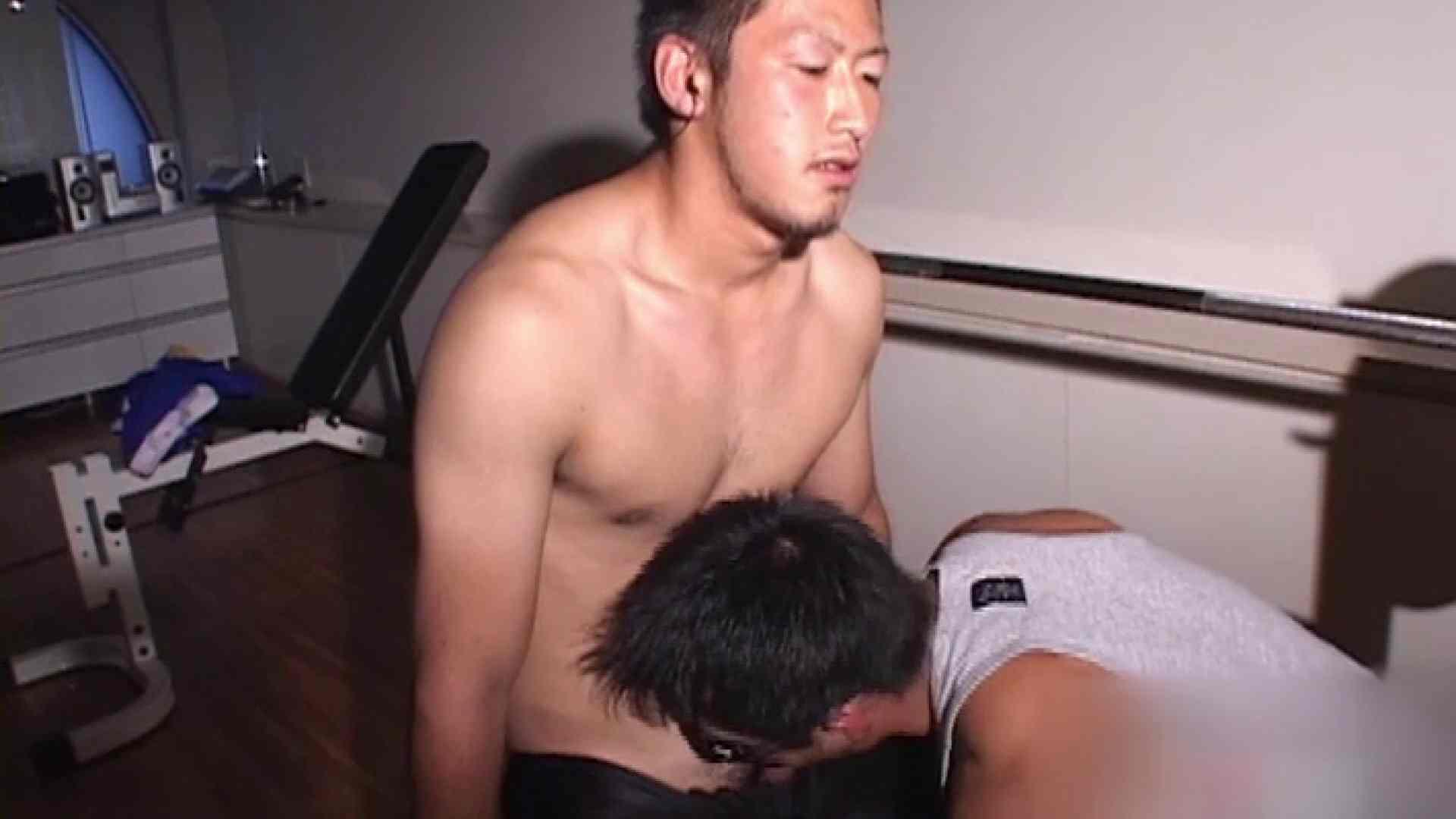 珍肉も筋肉の内!!vol.1 男まつり ゲイ無修正ビデオ画像 86枚 50