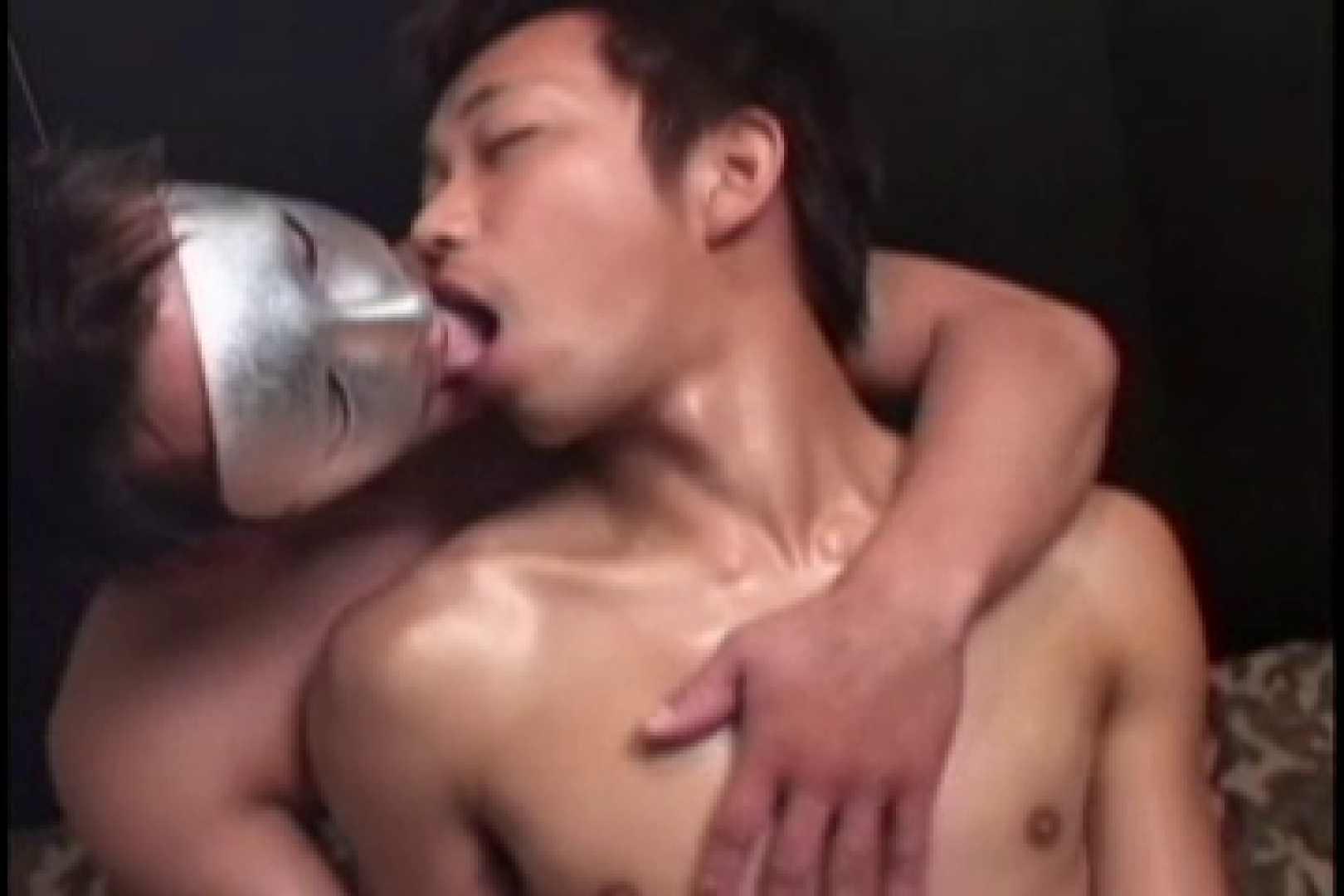 スリ筋!!スポメンのDANKON最高!!take.03 ディープキス ゲイセックス画像 85枚 38