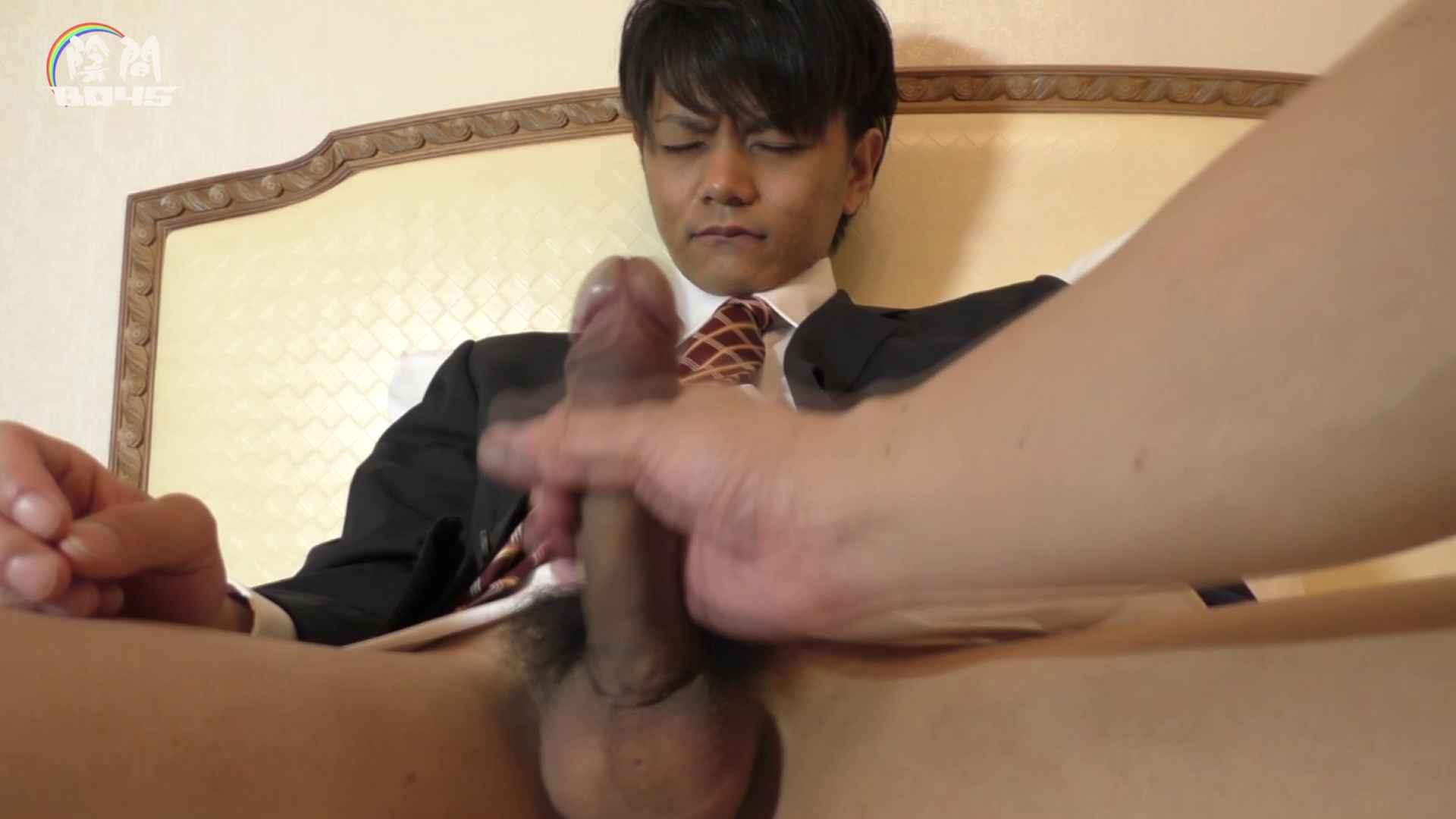 陰間BOYS~キャバクラの仕事はアナルから4 Vol.02 ザーメン ゲイエロビデオ画像 105枚 44