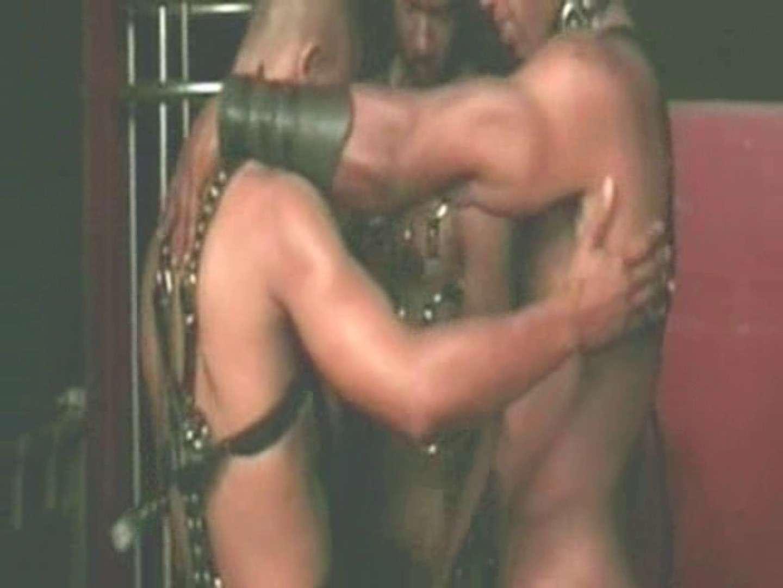 ゲイところてん|囚われの身でなすがままに入れられる!|フェラ