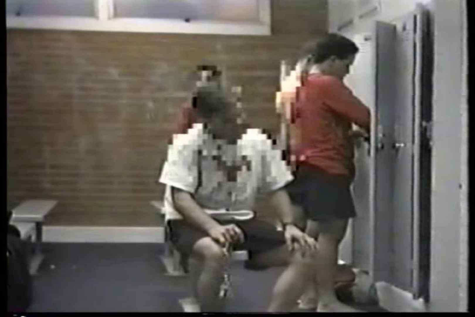 ゲイところてん|洋人さんの脱衣所を覗いてみました。VOL.4|ミサイルゲイボーイ