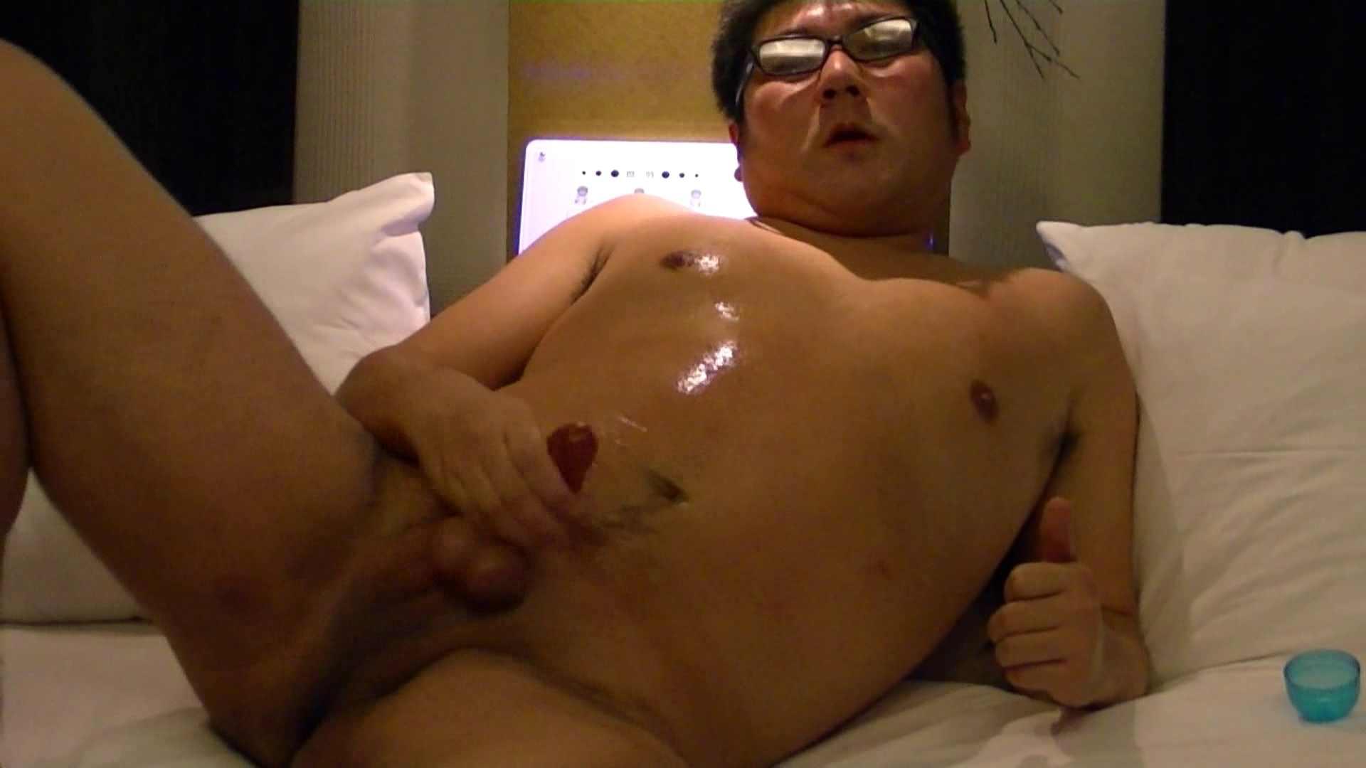 ゲイところてん|Mr.オナックスさん投稿!HD 貴方のオナニー三万円で撮影させてください。VOL.03 後編|ローション